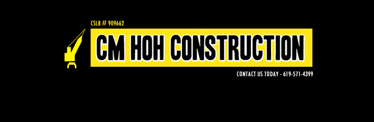 Construction Services in San Diego - Header